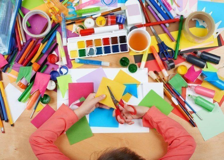 Мир детских увлечений как часть мышления